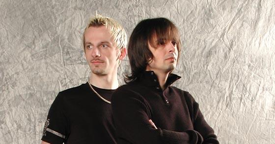 Krzysztof Rudnicki i Grzegorz Wawrzyszak - Dock 44
