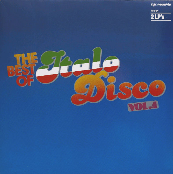 Best Italo Disco z logo